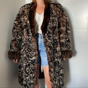 YSL vintage coat